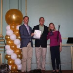 San Francisco's Supervisor Sheehy from District 8 presented Always Active with high honors